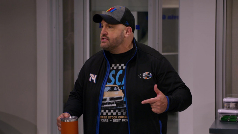 New Era Nascar Cap Worn by Kevin James in The Crew S01E09