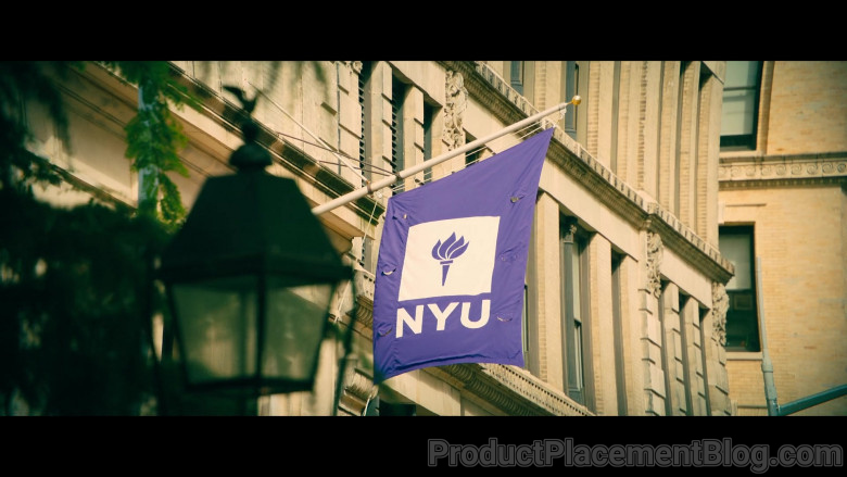 New York University in To All the Boys Always and Forever (2)