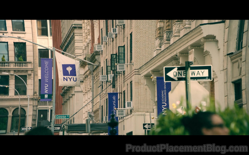 New York University in To All the Boys Always and Forever (6)
