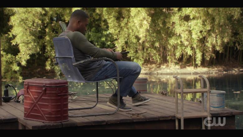 Nike Air Jordan 1 Sneakers Worn by Daniel Ezra as Spencer James in All American S03E06 (1)