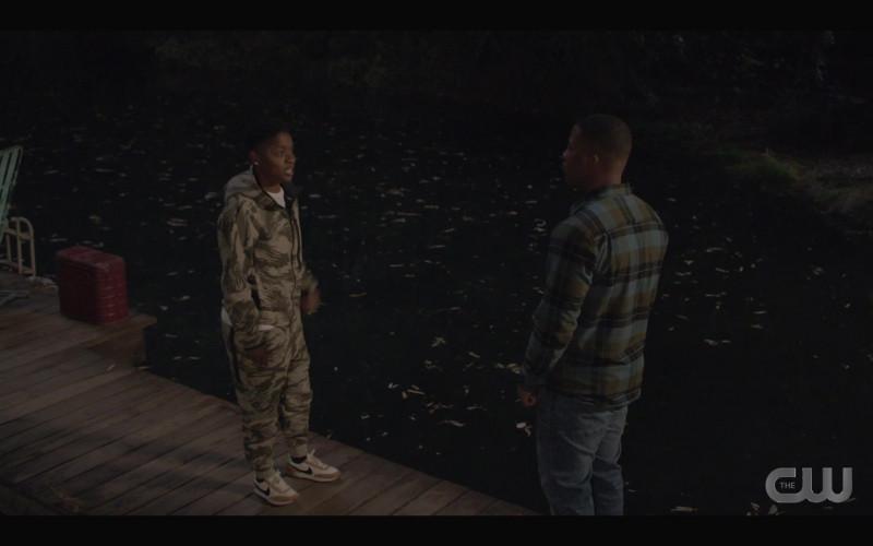 Nike Daybreak Sneakers of Bre-Z as Tamia 'Coop' Cooper in All American S03E06 Teenage Love (2021)