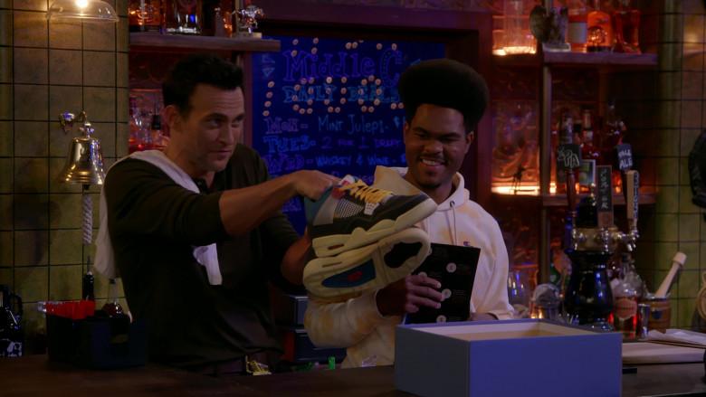 Nike Jordan Brand Union 4's Shoes in Call Me Kat S01E09 (2)