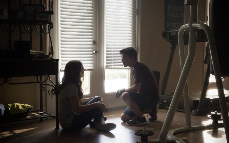 Nike Men's Sneakers Worn by Elliot Fletcher as Jake Barlow in Tell Me Your Secrets S01E09 (2)