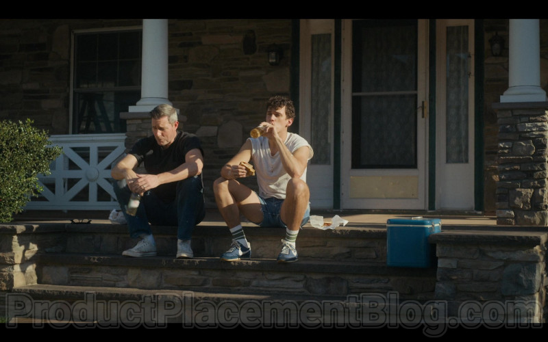 Nike Men's Sneakers Worn by Sam Vartholomeos as Jimmy in Bridge and Tunnel S01E03 TV Show (1)