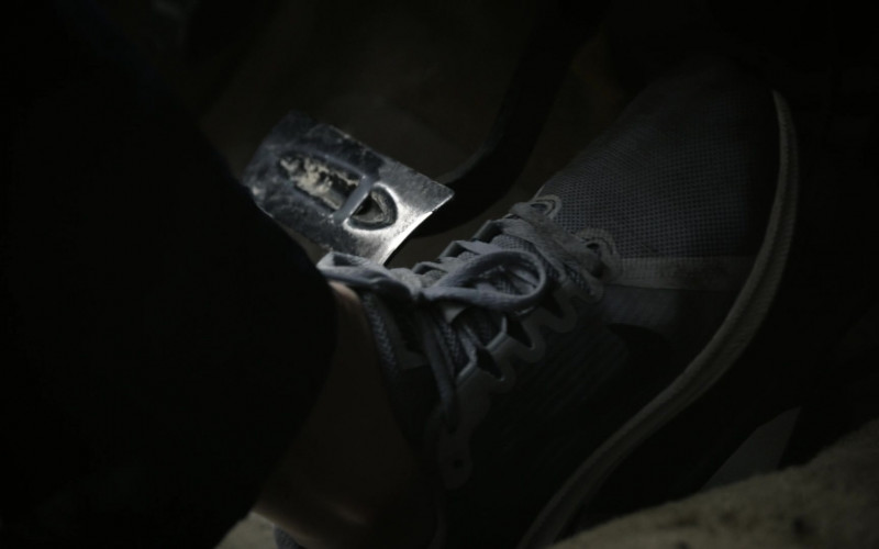 Nike Women's Sneakers of Lily Rabe as Emma Hall in Tell Me Your Secrets S01E05 I Got Here By Myself (2021)