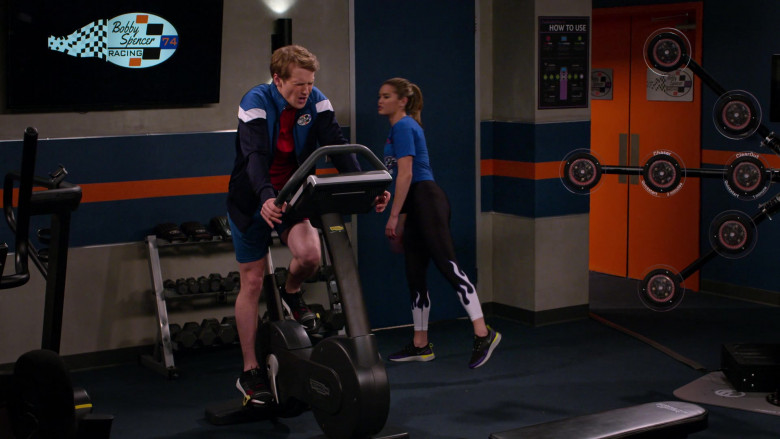 Nike Women's Trainers Worn by Paris Berelc as Jessie De La Cruz in The Crew S01E06