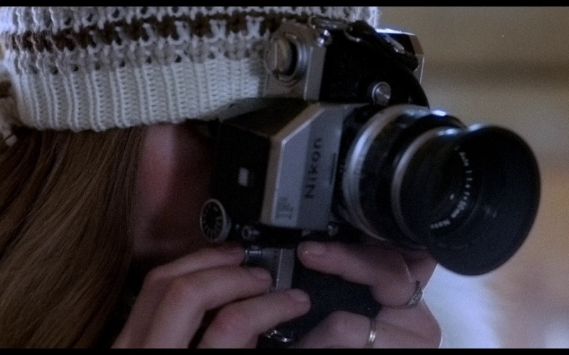 Nikon Camera in The French Connection (1971)