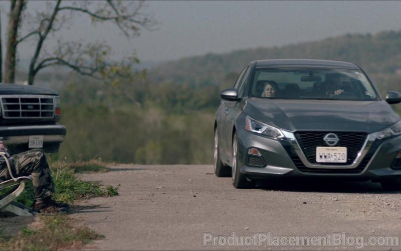 Nissan Altima Car of Matthew Modine as Scott in Wrong Turn (2021)