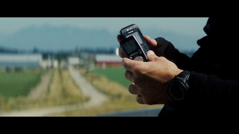 Nokia Mobile Phone in Shooter (2007)