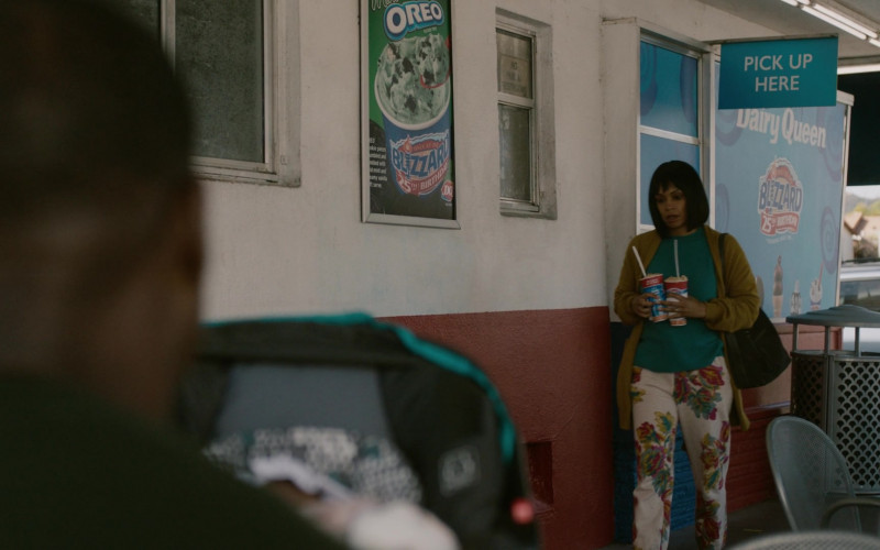 OREO Cookie Blizzard Treat by Dairy Queen in This Is Us S05E09 The Ride (2021)