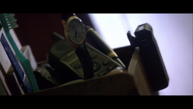 Omega De Ville Watch in Enemy of the State (1998)