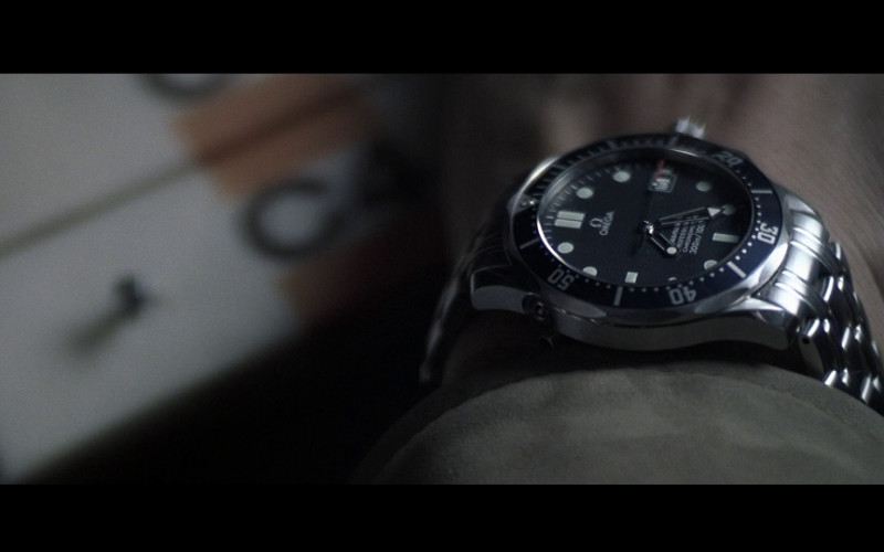 Omega Seamaster Professional Men's Watch in Die Another Day (2002)