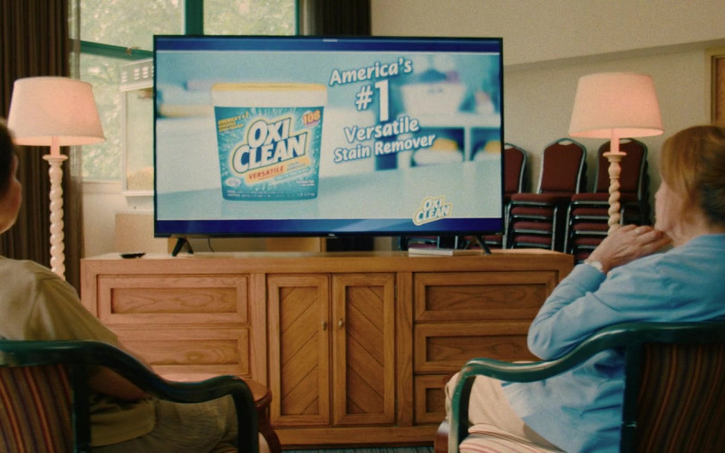 OxiClean Versatile Stain Remover Advertising in I Care a Lot (2020)