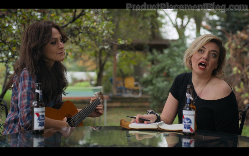 Pabst Blue Ribbon Beer in Bridge and Tunnel S01E04 Just Friends (2021)