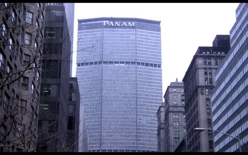 Pan American World Airways Building in The French Connection (1971)