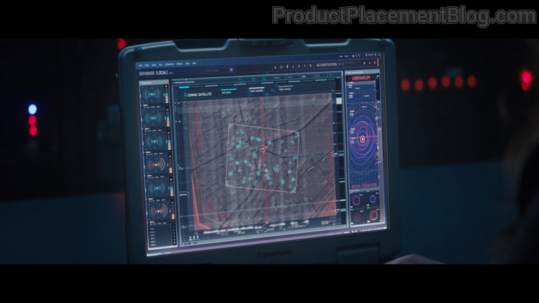 Panasonic Toughbook CF-30 Laptop in WandaVision S01E06 All-New Halloween Spooktacular! (2021)