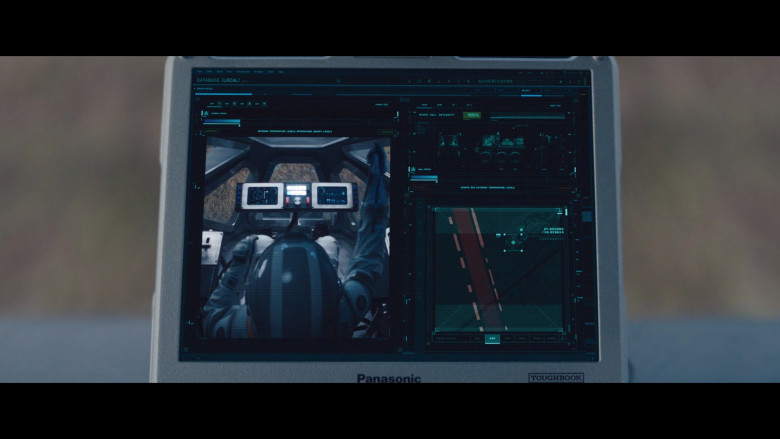 Panasonic Toughbook Laptop in WandaVision S01E07 Breaking the Fourth Wall (1)