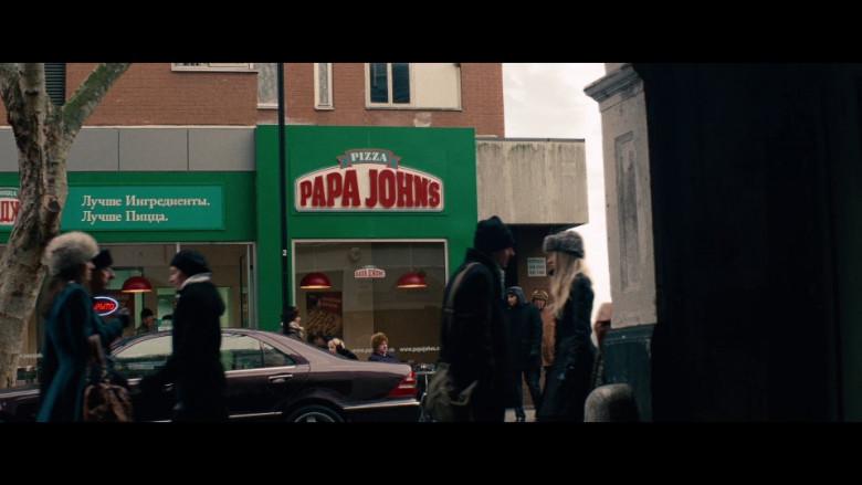 Papa John's Pizza Restaurant in Red 2 (2013)