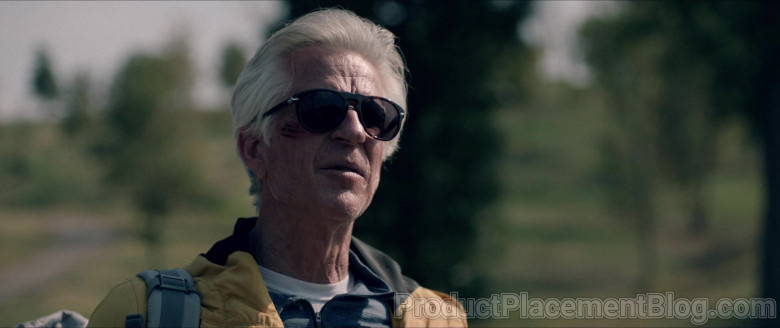 Persol 2995S Men's Aviator Sunglasses of Matthew Modine as Scott in Wrong Turn (3)