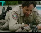 Petzl Gloves of Danny Pudi as Miller in Flora & Ulysses (202...