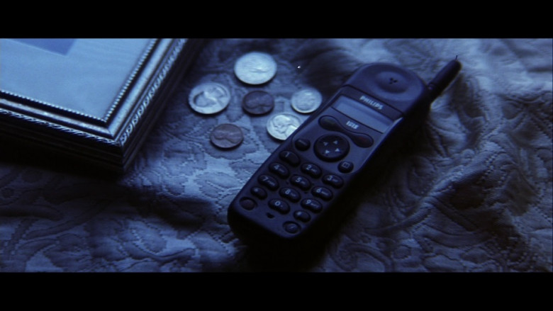 Philips Isis mobile phone in Enemy of the State (1998)