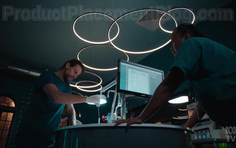 Philips Monitor in Harrow S03E01 Marta Semper Cerva Est (2021)