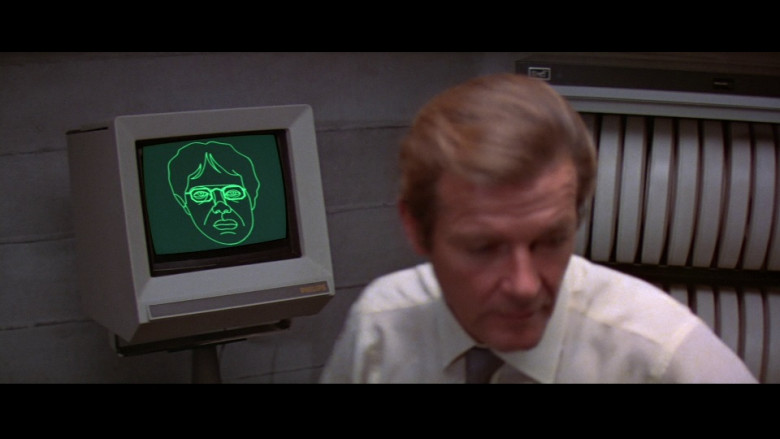 Philips monitor in For Your Eyes Only (1981)
