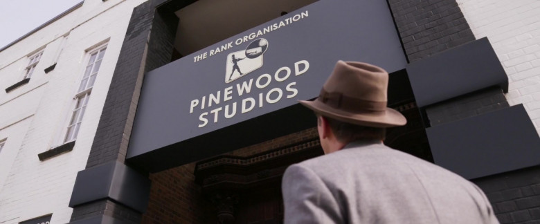 Pinewood Studios in Blithe Spirit Movie (2)