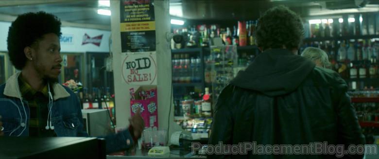 Pixy Stix Candy in Silk Road (2021)