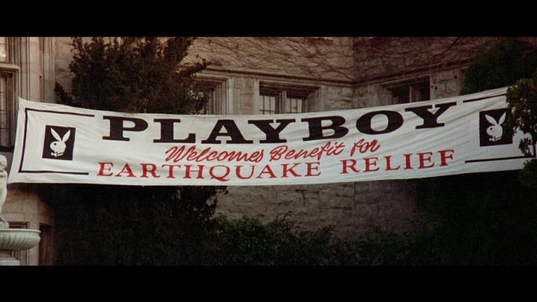 Playboy in Beverly Hills Cop 2 (1987)