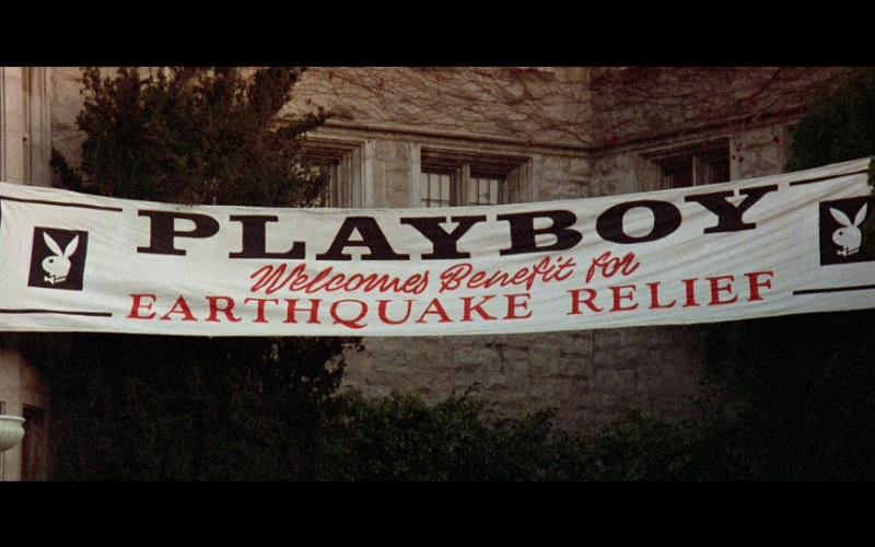 Playboy in Beverly Hills Cop 2 (1987)