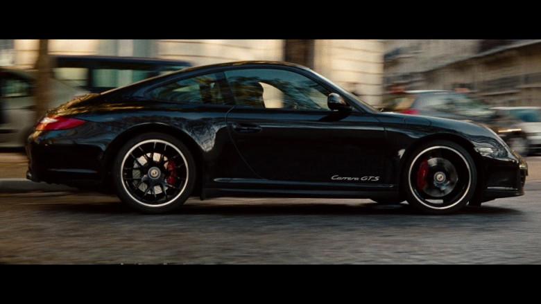 Porsche 911 Carrera GTS Sports Car in Red 2 (2013)