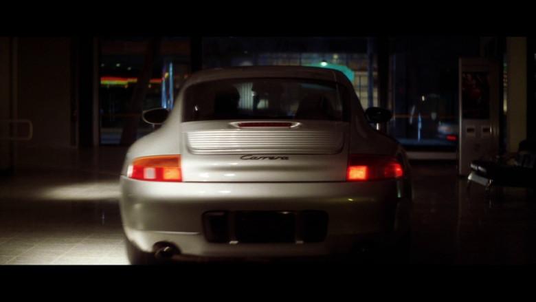 Porsche 911 Carrera Sports Car in Gone in 60 Seconds (1)