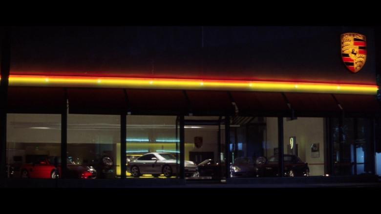Porsche Car Dealership in Gone in 60 Seconds (2000)