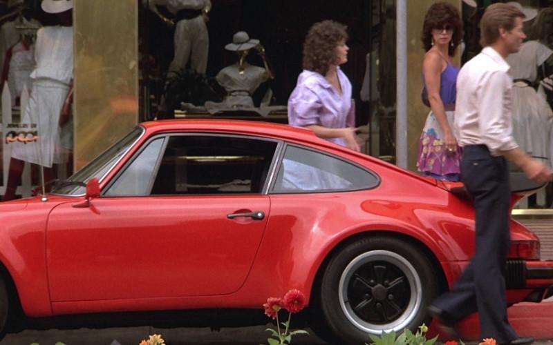 Porsche in Beverly Hills Cop 1984 (1)