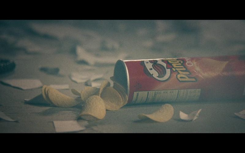 Pringles Chips in Red 2 (2013)