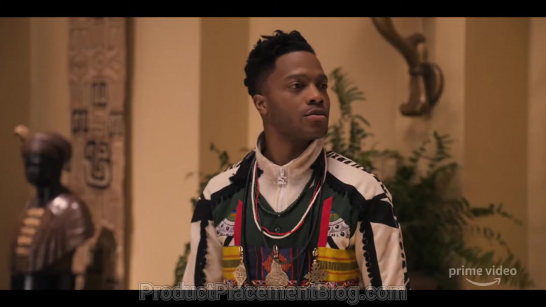 Puma Men's Jacket of Jermaine Fowler as Lavelle in Coming 2 America (1)