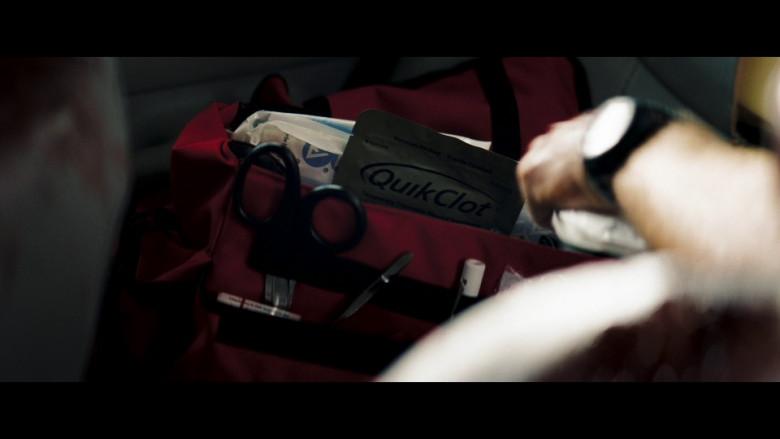 Quikclot in Shooter (2007)
