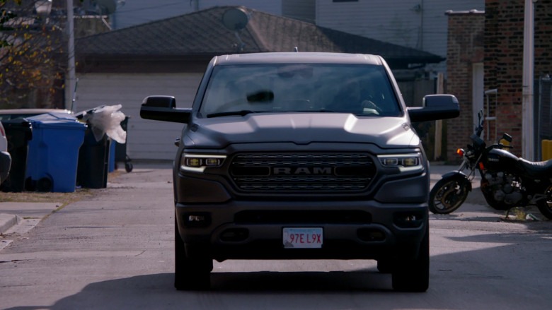 RAM 1500 Car in Chicago P.D. S08E05 In Your Care (2021)