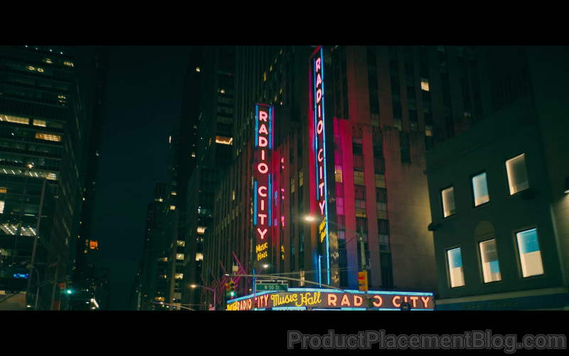 Radio City Music Hall in To All the Boys Always and Forever (2021)