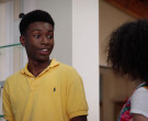 Ralph Lauren Yellow Polo Shirt in Mixed-ish S02E03 On My Ow...