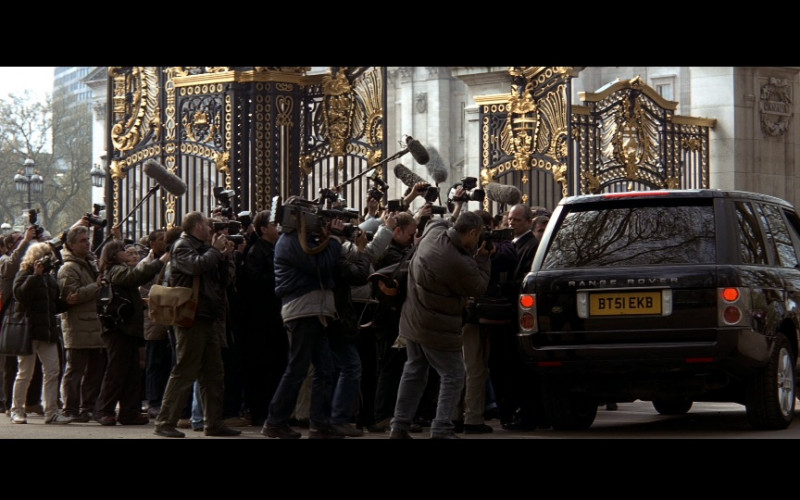 Range Rover 4.4 V8 Vogue Car in Die Another Day (2002)