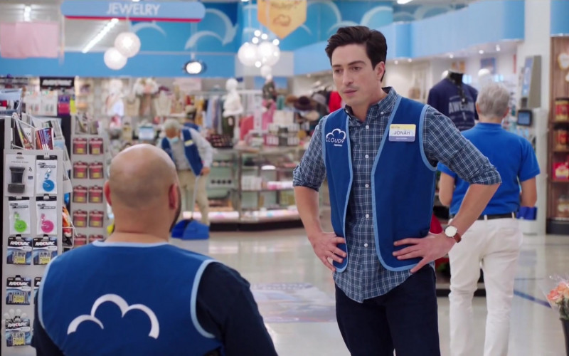Rayovac Batteries in Superstore S06E08 Ground Rules (2021)