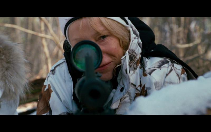 Realtree Camo Jacket of Helen Mirren as Victoria Winslow in Red (2010)