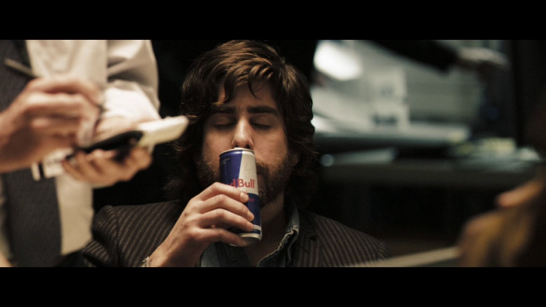 Red Bull Energy Drink Enjoyed by Adam Goldberg as Dr. Alexander Denny in Deja Vu (2006)