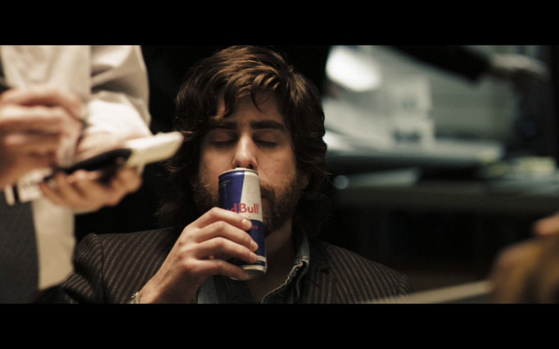 Red Bull Energy Drink Enjoyed by Adam Goldberg as Dr. Alexander Denny in Deja Vu (2006)