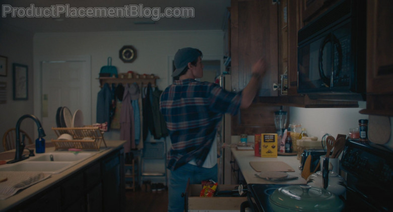 Reese's Peanut Butter Cups in The Map of Tiny Perfect Things Movie (1)