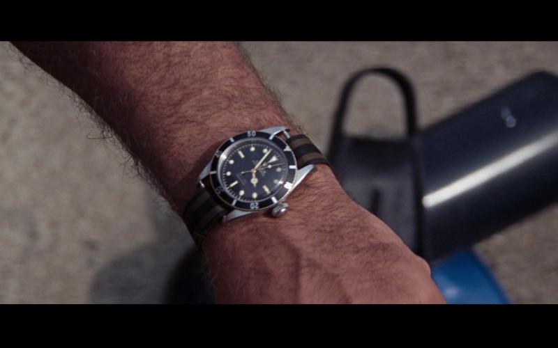 Rolex Submariner Men's Watch in Thunderball (1965)
