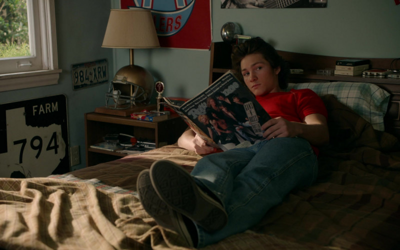 Rolling Stone Magazine of Montana Jordan as Georgie in Young Sheldon S04E09