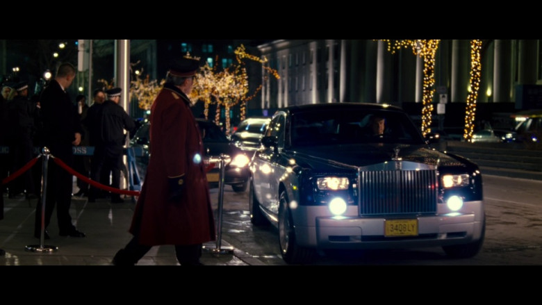 Rolls-Royce Phantom VII Car in Red (2010)